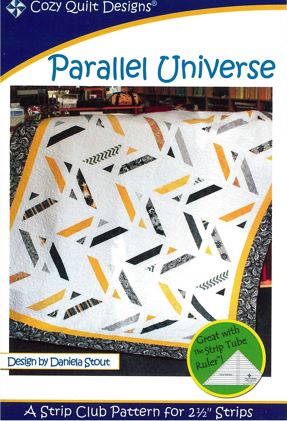 Parallel Universe by Cozy Quilt Designs