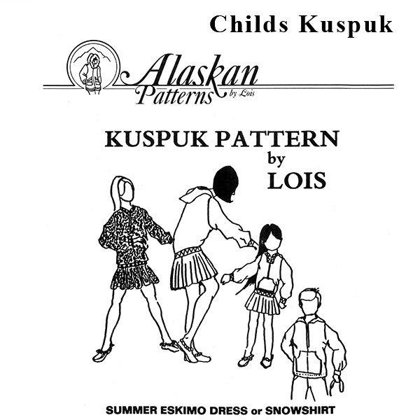 109 Childrens Kuspuk Pattern