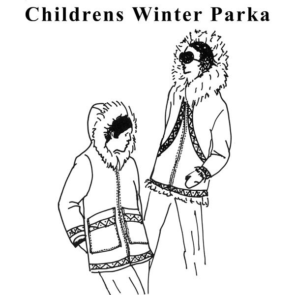 107 Childrens Winter Parka Pattern