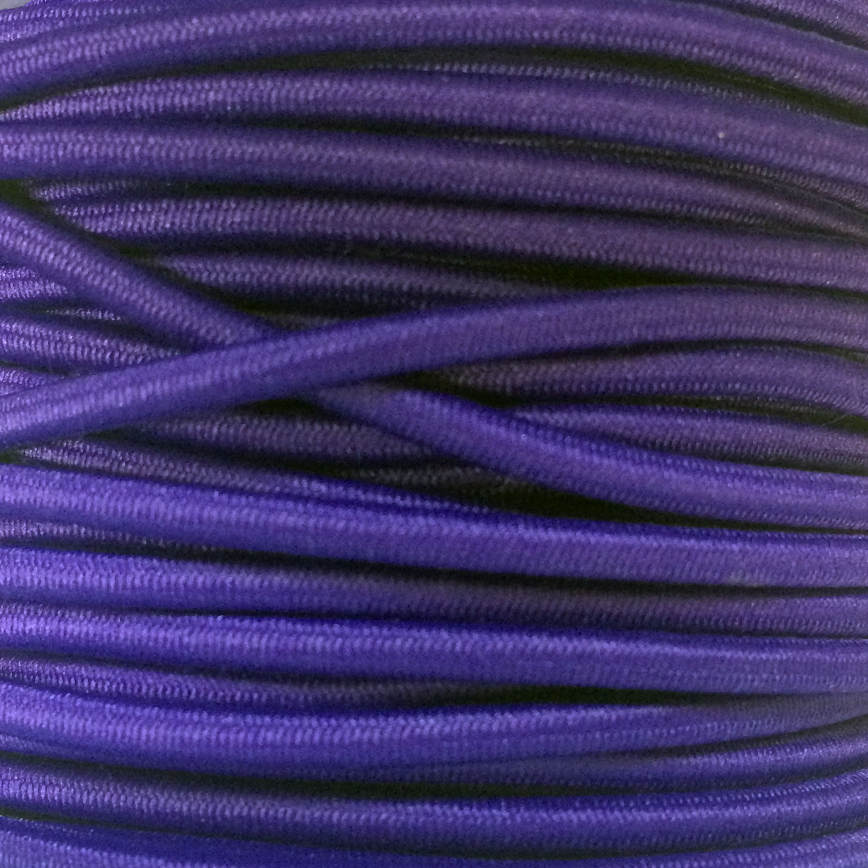 Elastic Cord 1/8 Purple