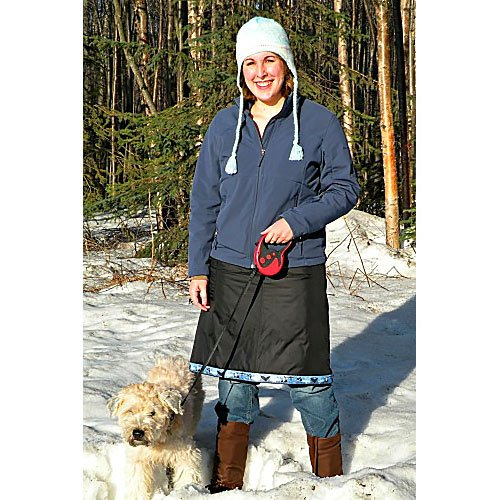 Snow Skirt Pattern Adult