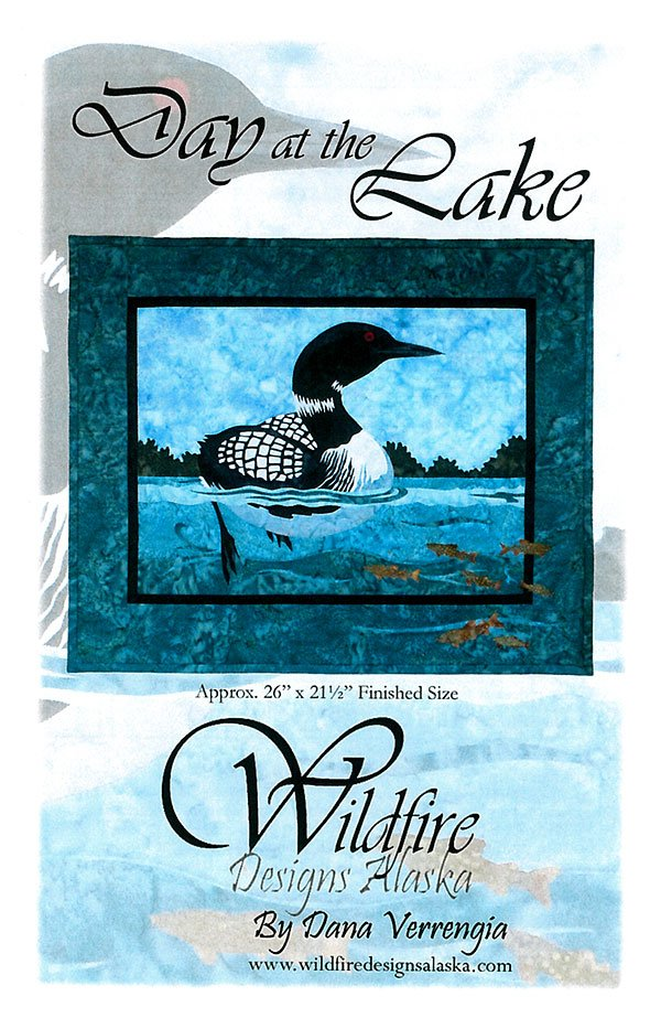 Day at the Lake Pattern by Wildfire Designs