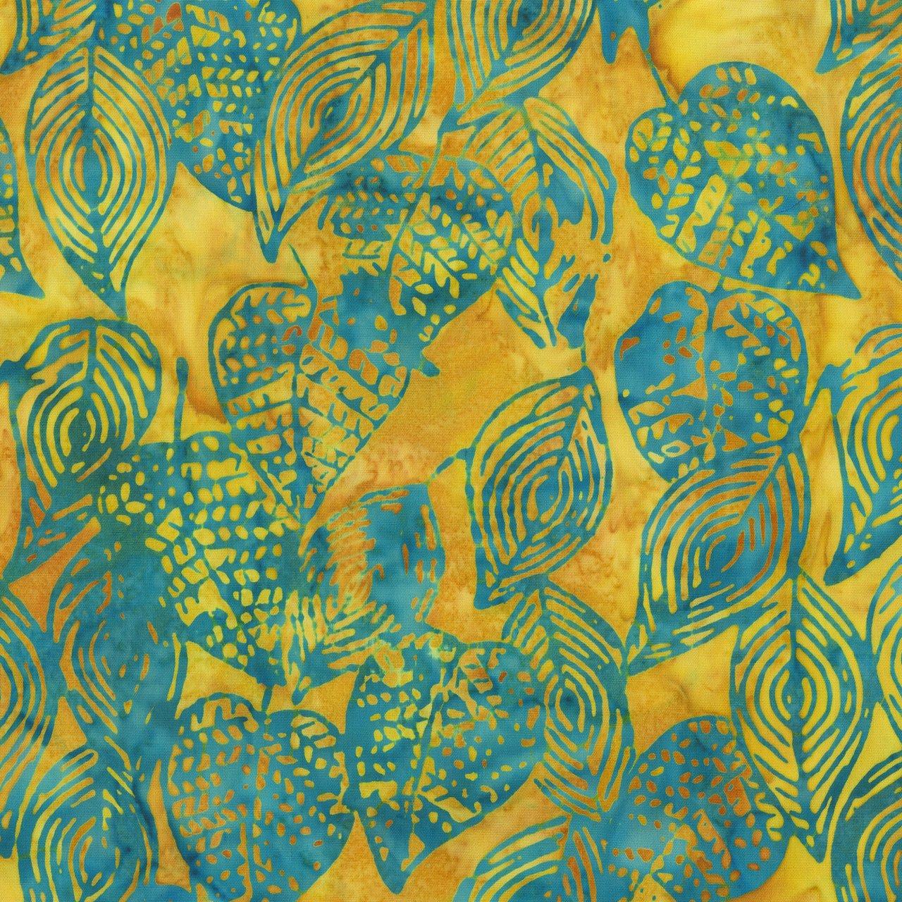 Art Inspired: Van Gogh's Chair Scribbled Leaves 232Q-11 Fool's Gold