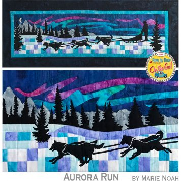 Aurora Run by Marie Noah