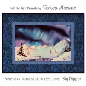 Big Dipper by Teresa Ascone
