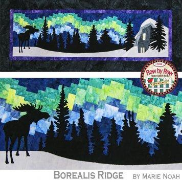 Borealis Ridge by Marie Noah