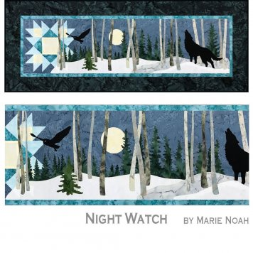 Night Watch by Marie Noah