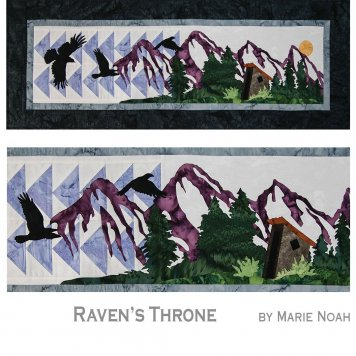 Raven's Throne by Marie Noah