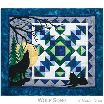 Wolf Song by Marie Noah