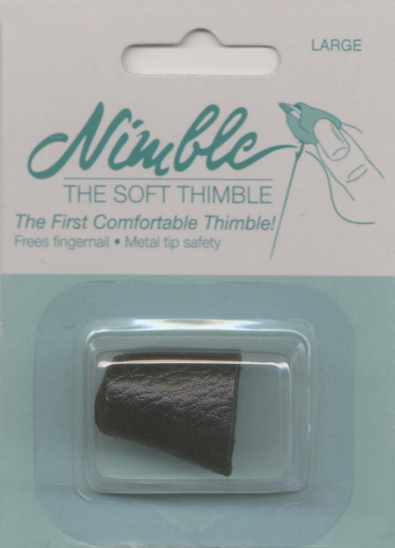 Nimble Thimble Large Leather thimble