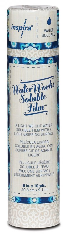 Water Works Soluble Film 8 x 10 yds