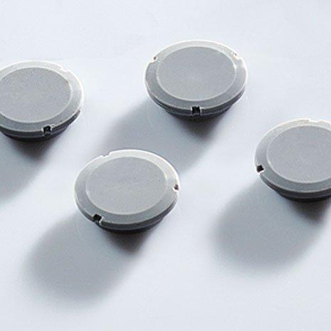 Magnets for Metal Hoop Set of 4