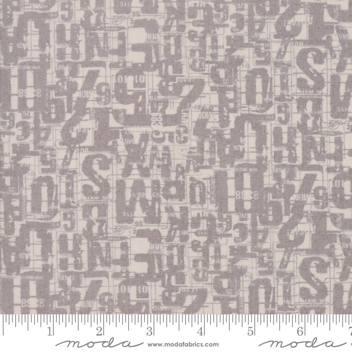 Compositions 30453-14 Number Jumble Taupe