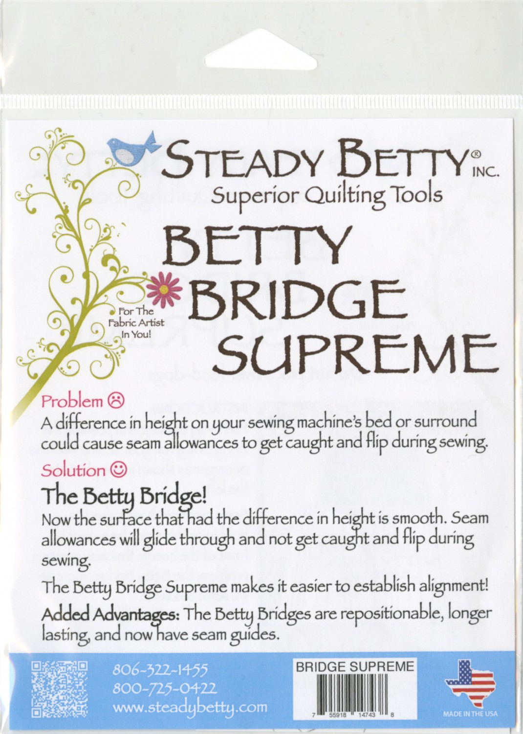 Betty Bridge Supreme