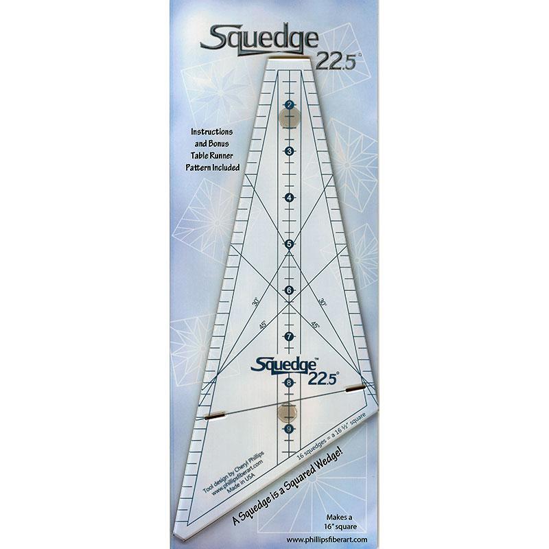 Squedge 22.5 Degrees