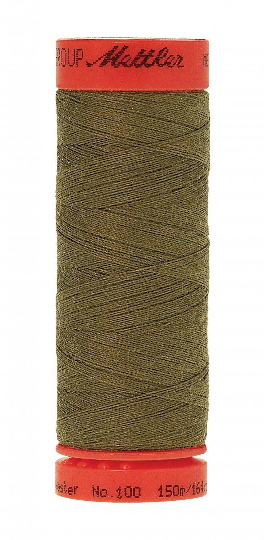 Mettler Metrosene All Purpose Thread 164 yd #0420 Olive Drab (Old #0717)