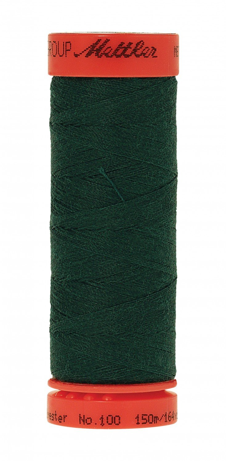 Mettler Metrosene All Purpose Thread 164 yd #0240 Evergreen (Old #0850)