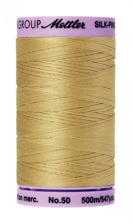 Silk Finish 50wt 547yds 0857 New Wheat (Old #0520)