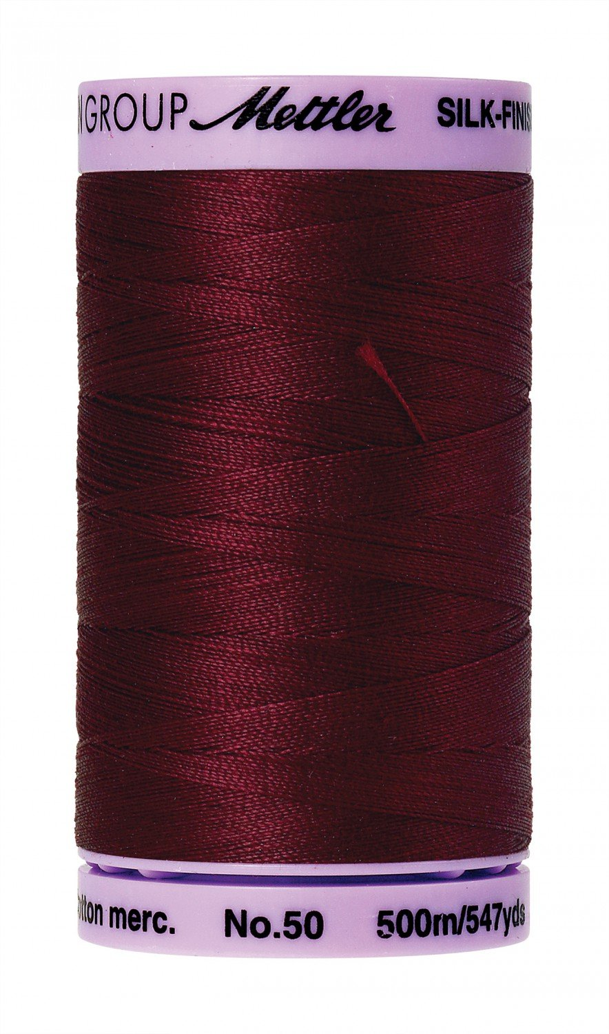 Silk Finish 50wt 547yds 0918 Cranberry (Old #0602)