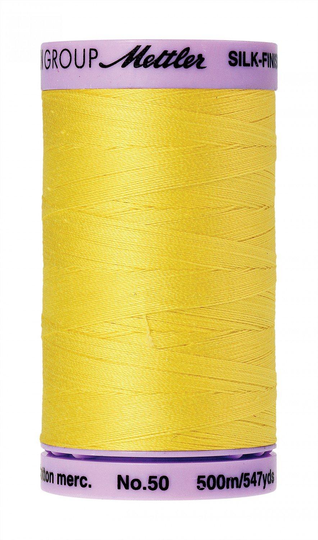 Silk Finish 50wt 547yds 3507 Lemon Zest