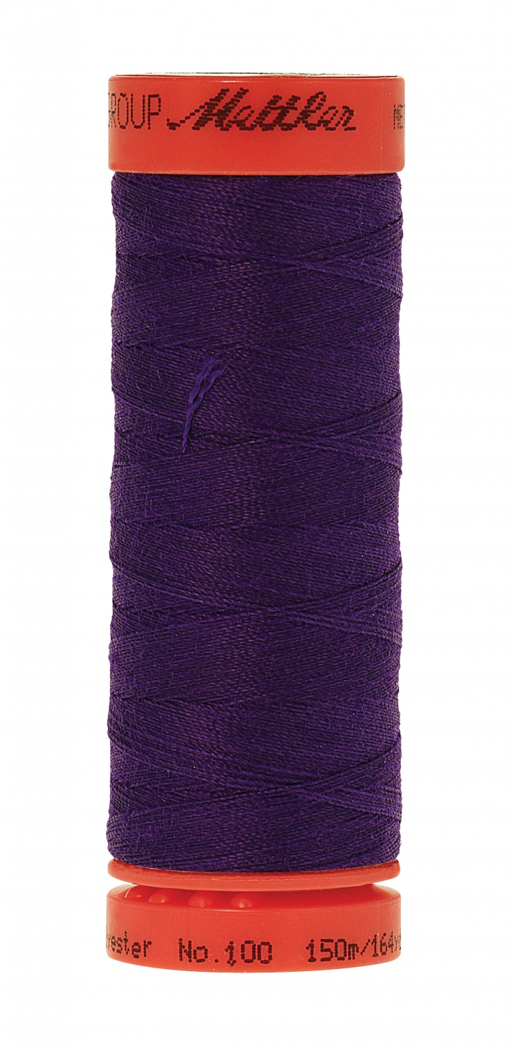 Mettler Metrosene All Purpose Thread 164 yd #0046 Deep Purple (Old #0581)