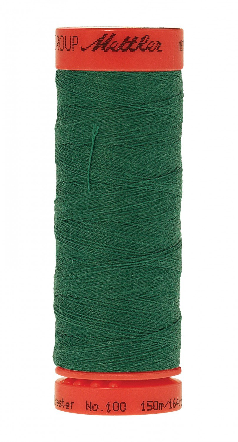 Mettler Metrosene All Purpose Thread 164 yd 0909 Field Green (Old #0795)