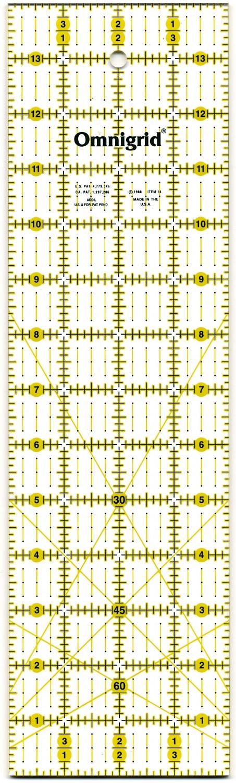 Omnigrid Ruler 4 x 14