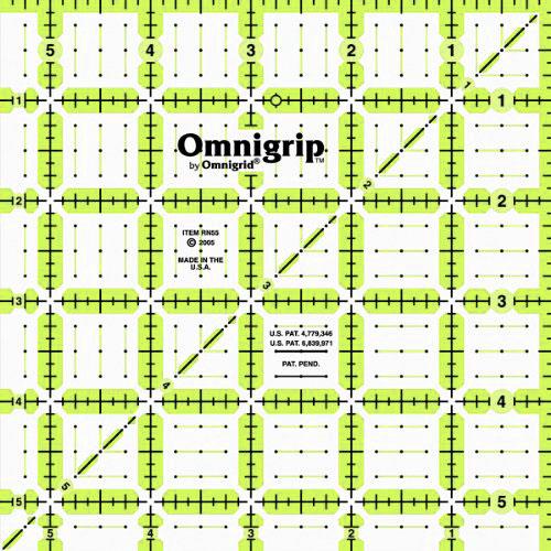 Omnigrip 5.5 Square Ruler