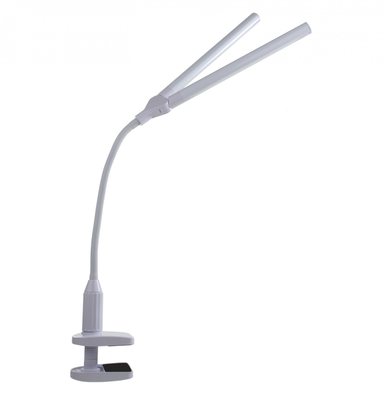 Duo Clamp Lamp