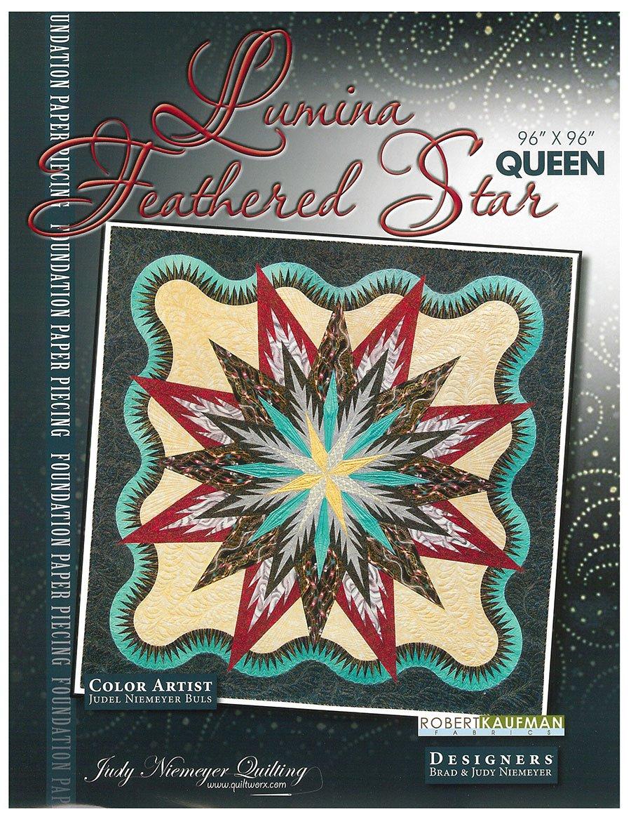Lumina Feathered Star by Judy Niemeyer
