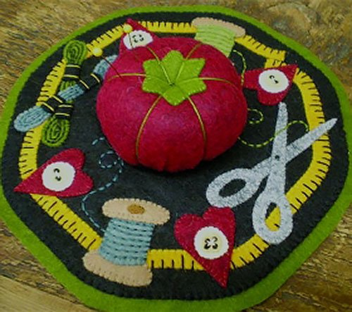 Bareroots Sewing Mat Kit With Pattern