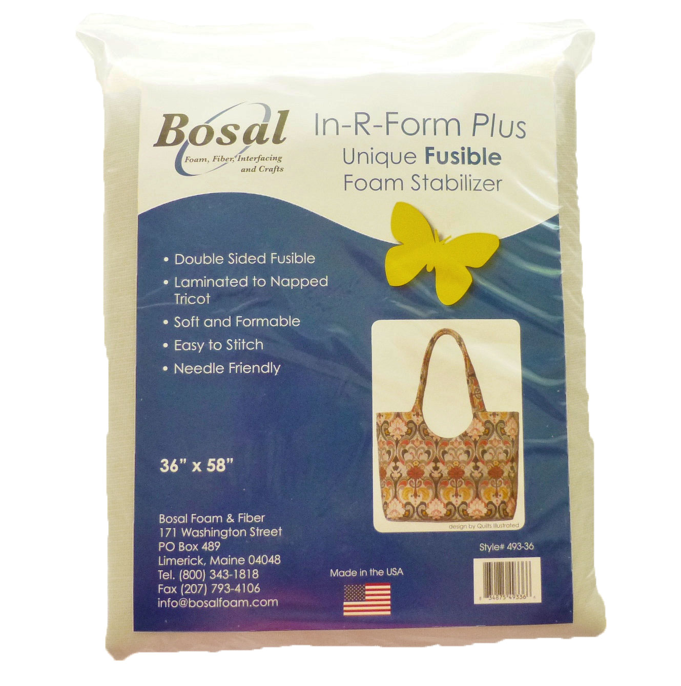 Bosal In-R-Form Plus 36 x 58