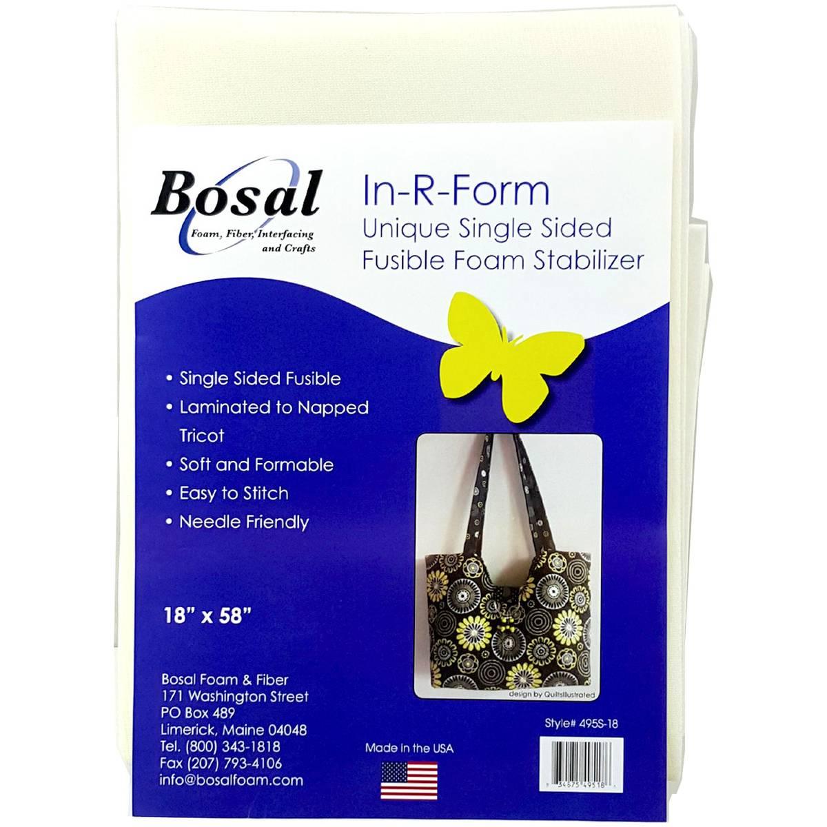 Bosal In-R-Form Single Sided 18 x 58