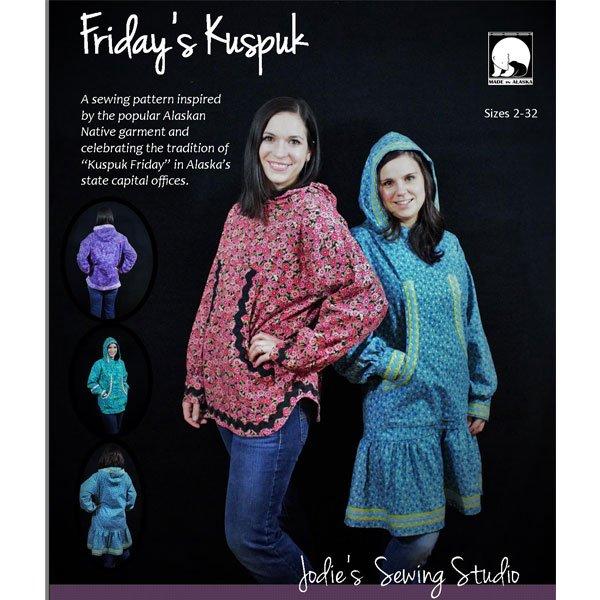 Friday Kuspuk Pattern