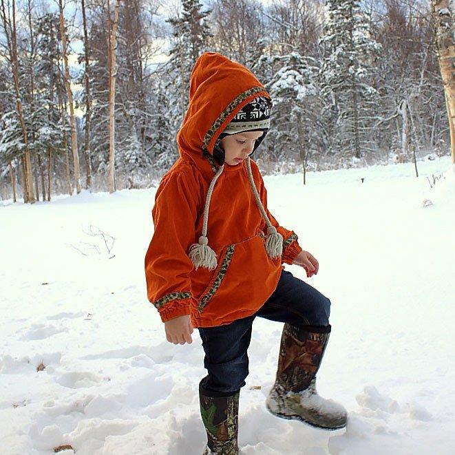 Friday's Kuspuk Pattern for Children