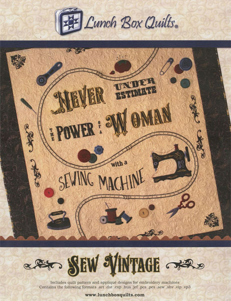 Sew Vintage by Lunchbox Designs