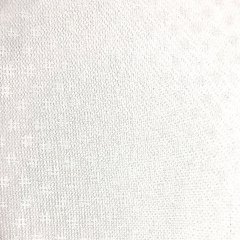 Muslin Mates 2018 White 9986 11