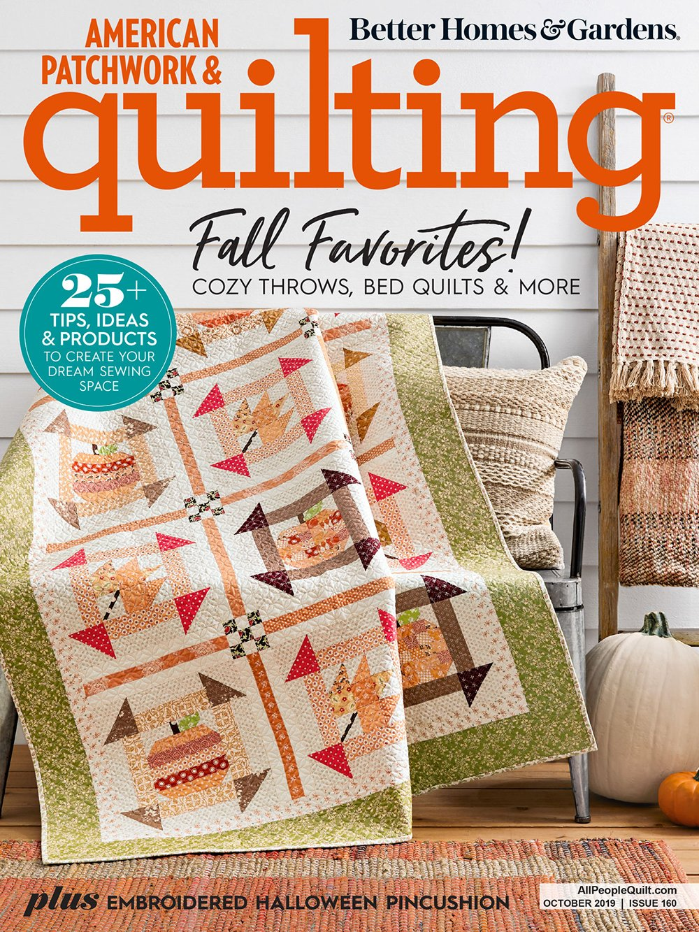 American Patchwork & Quilting Issue 160 - 2019