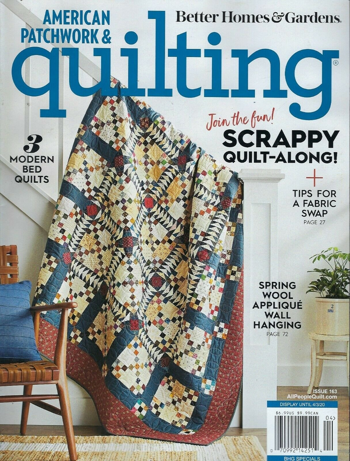 American Patchwork & Quilting Issue 163 - 2020
