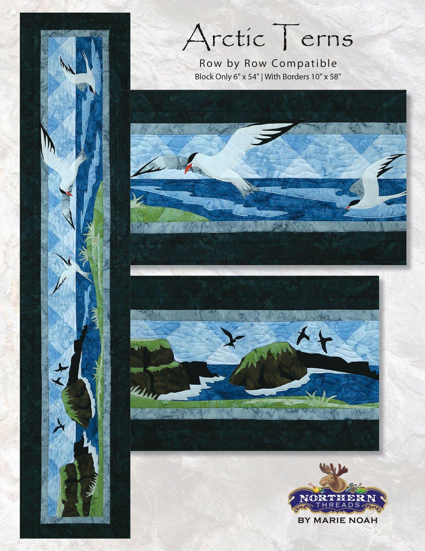 Arctic Terns Pattern