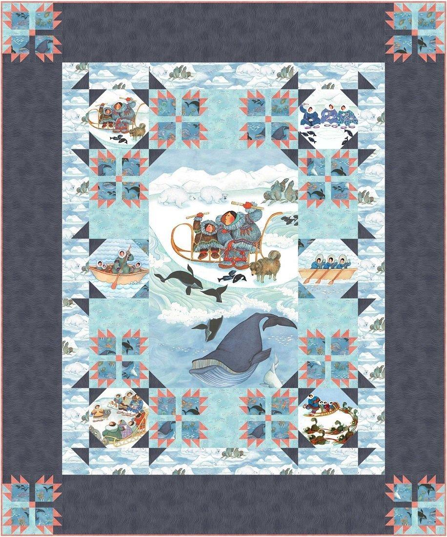 Arctic Adventures Quilt Kit
