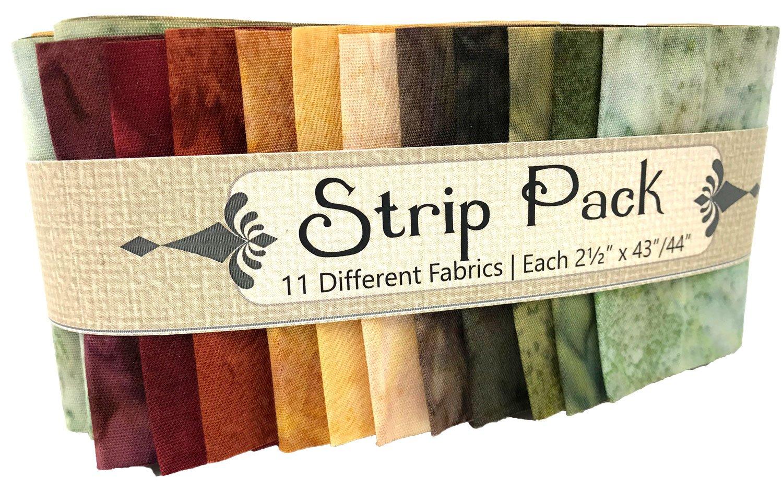 Strip Pack 2.5 Inch Autumn