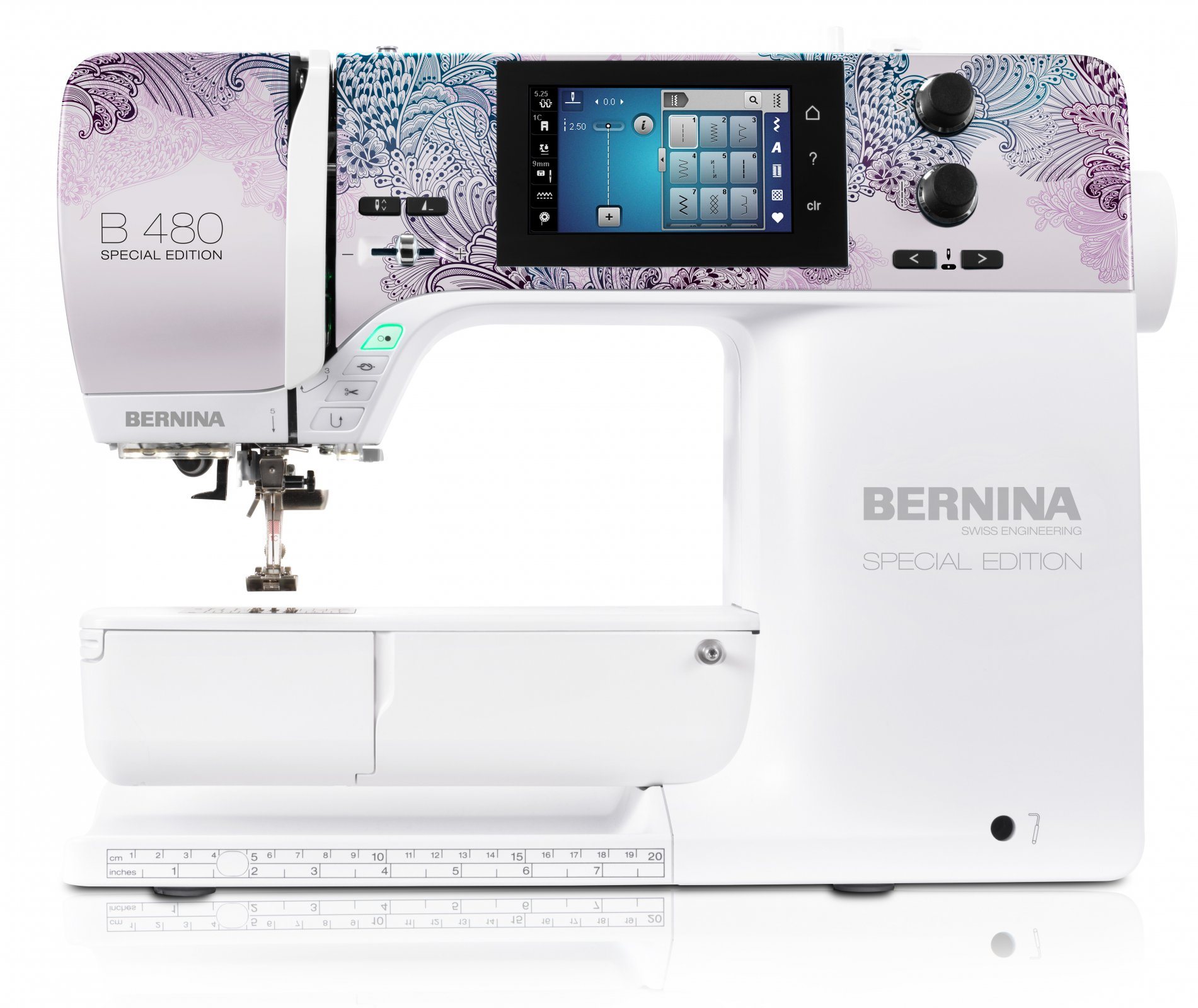 BERNINA 480 SE Ann Lauer Edition