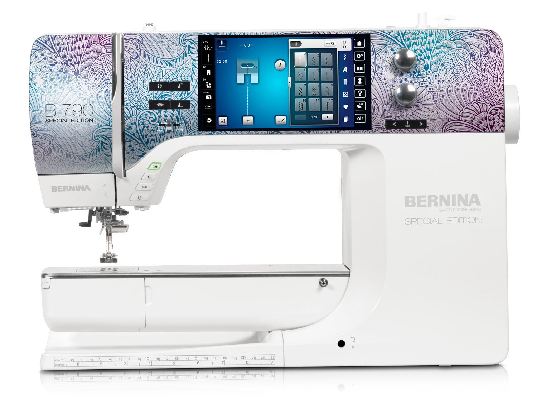 Bernina 790 SE Plus - Ann Lauer Edition w/Gifts