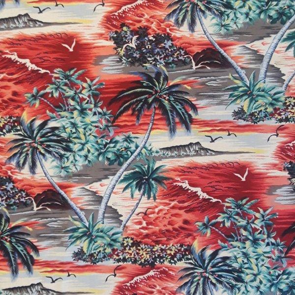 Island Getaway BBYK1214-5 Red