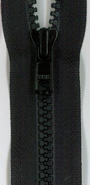 Vislon ActiveWear 14 Inch Zipper