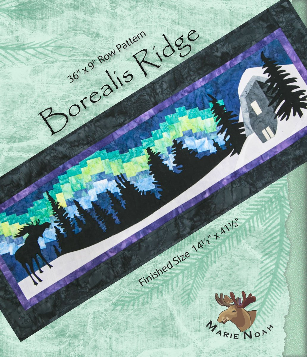 Image result for borealis ridge quilt kit
