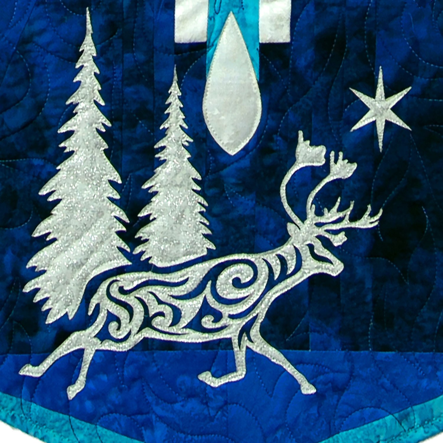 Arctic Holiday Laser Cut Applique Sets