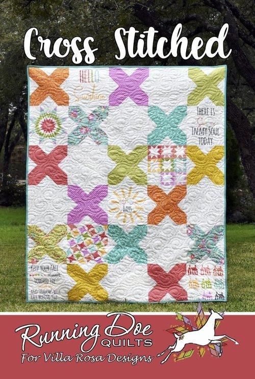 Cross Stitched Pattern