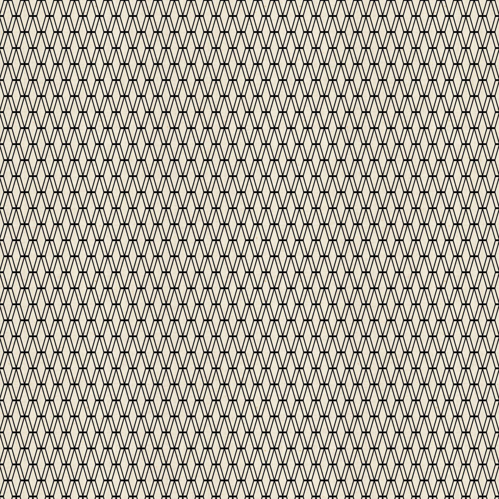 Cotton and Steel Basics Mishmesh CS102-FI1U Fishnet Stockings Unbleached Fabric